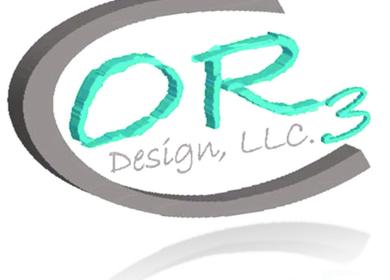 See our website: www.COR3design.com