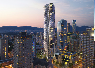 Burrard and Nelson Redevelopment