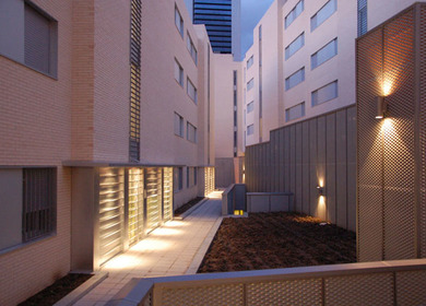 105 Housing. La ventilla. Madrid. 2007