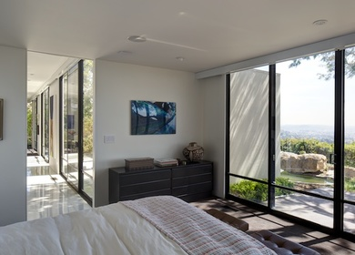 Wolff Residence in Hollywood Hills - Home Remodel