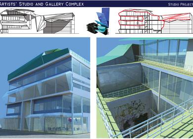Studio & Gallery Complex