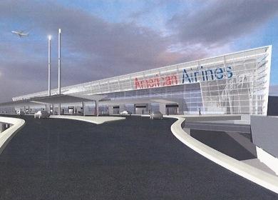 American Airlines Terminal, JFKInternational Airport
