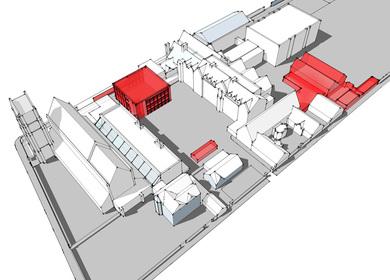 Goldolphin & Latymer School Masterplan