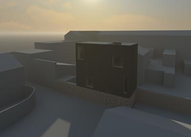 40 Warehome (Revit project)