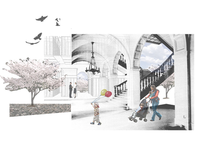 Master Design Thesis: Cultural Memory transfiguring Adaptive Reuse