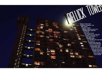 The Trellick Tower, Flat 167 | Autum 2009