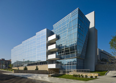 West Virginia University Erma Byrd Biomedical Research Center