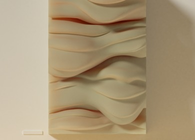Sculptural Wall Panels