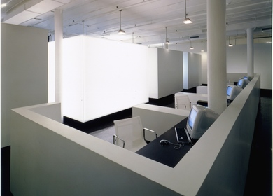 Bureau Betak, commercial interior renovation