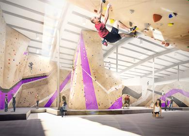 Crux Climbing Center