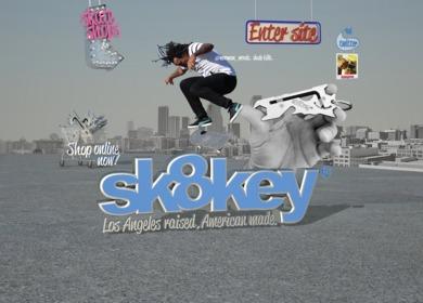 Sk8key, 2016.