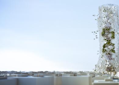 EVOLO 11 - SKYSCRAPER COMPETITION / RECIPRO-CITY