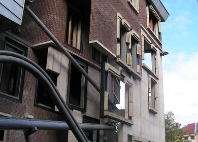 UTRECHT TOWN HALL REHABILITATION