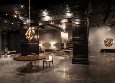 Hudson Furniture Opens 25,000 SqFt Showroom & Gallery in New York