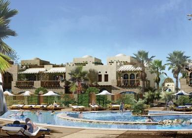 Saraya Aqaba Resort Residential Areas
