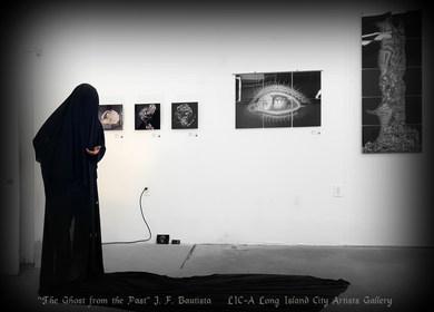 2017 - J. F. Bautista at LIC-Artists