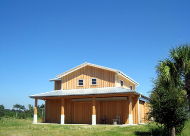 Geraldson Farm Barn and Caretakers Residence