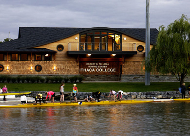 Robert B. Tallman Rowing Center, Ithaca College