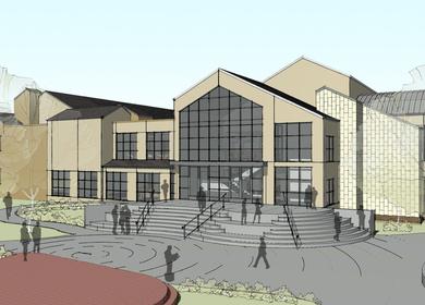 Goleman Library Modernization