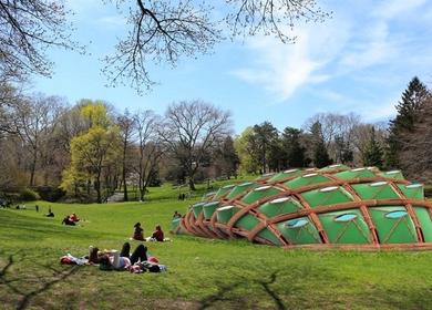 organic pavilion