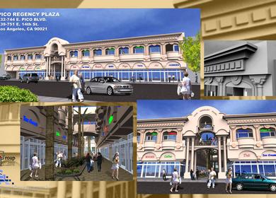 Pico Regency Plaza
