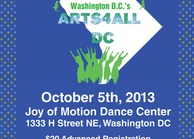 Arts 4 All DC/FRESH Improv Festival