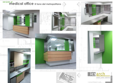 Medical Office @ Torre del Metropolitano