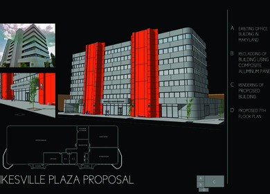 Pikesville Plaza