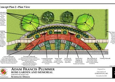 Adam Francis Plummer Memorial