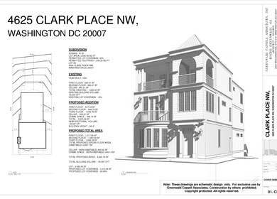 Clark Place Washington NW