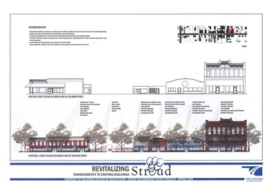 Revitalizing Stroud with sustainable approach