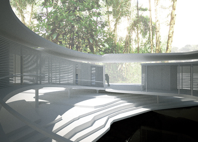 Rafflesia Zero Energy House