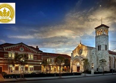 Our Savior Parish and USC Caruso Catholic Center