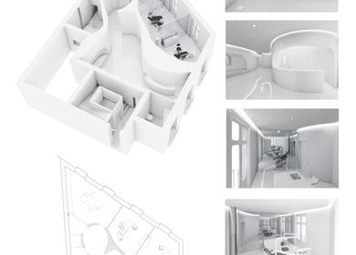 PBG Dental Clinic (rehabilitation). University Final Project 2011