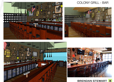 Colony Grill, Fairfield CT