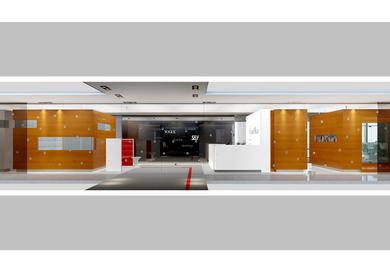 Condé Nast Office