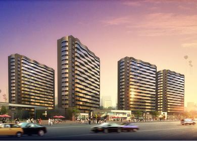 //Residential NANCHANG, CHINA