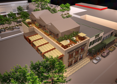 Lafayette Mixed-Use Infill