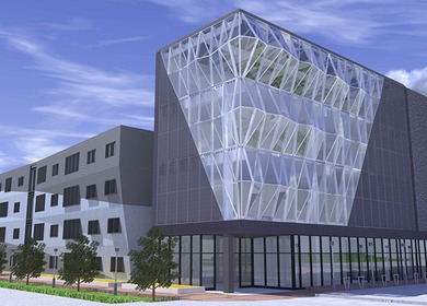 MCAD Graduate School Expansion