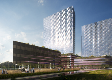 Statoil Headquarter by Snøhetta