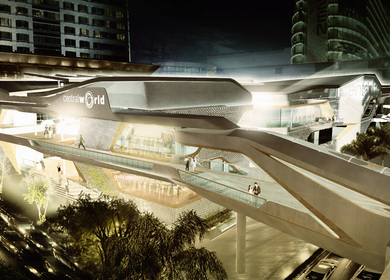 Soi Central - Central World Expansion