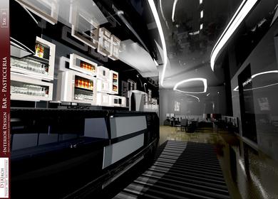 Interior Design -Coffe