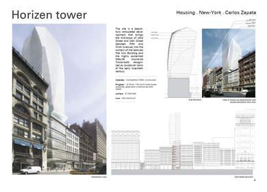 Horizen tower
