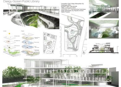 Daegu Library