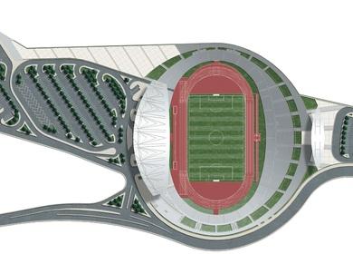 Baalbeck Municipal Stadium