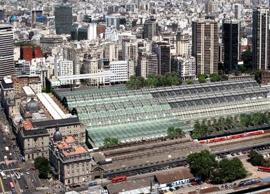 Retiro Train Station