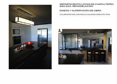 Apartment in Lomas de Chapultepec