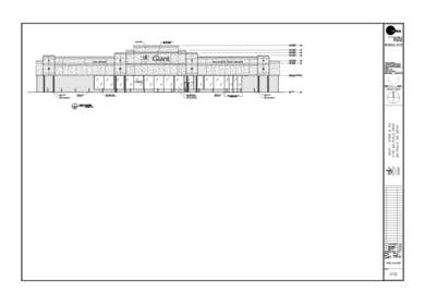 Stop & Shop / Giant Superstore Renovation - Beltsville