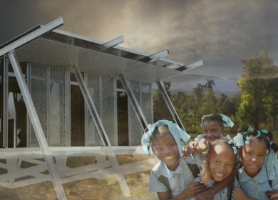 Design Haiti + Modularity and Structure