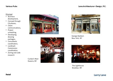 NYC Pubs